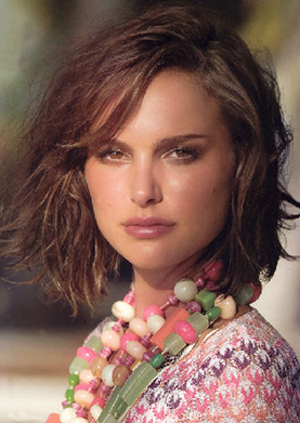 What head natalie pic portman shaved that