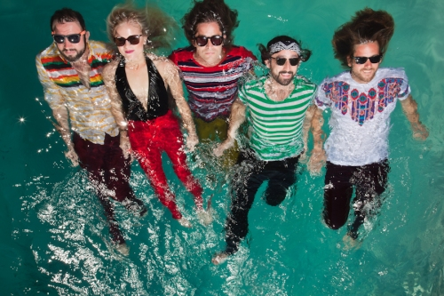 Youngblood Hawke's debut album, Wake Up, will be out April 30th.